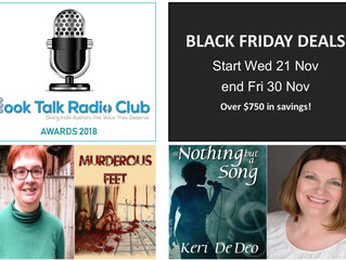 Book Talk Radio Club Newsletter October 2018