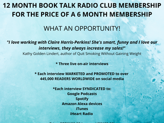 Book Talk Radio Club Newsletter February 2021