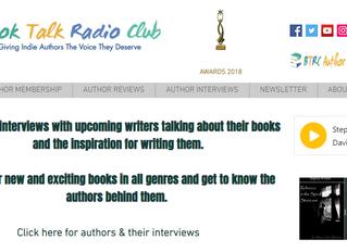 Book Talk Radio Club Newsletter May 2019
