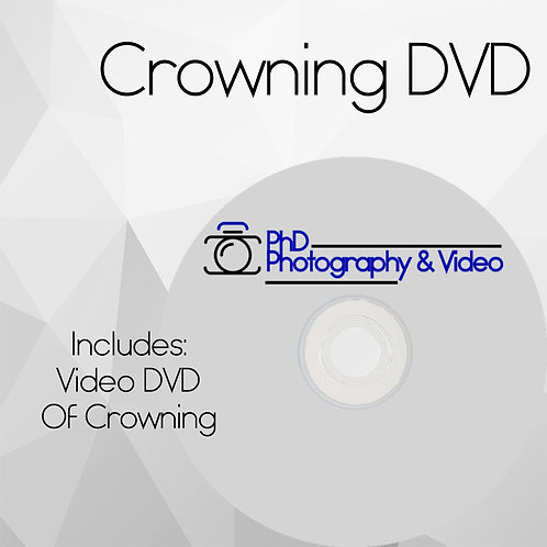 Crowning DVD Add On