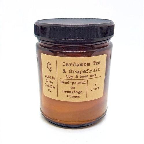 Cardamom Tea & Grapefruit