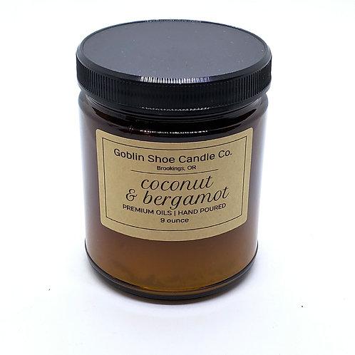 Coconut & Bergamot