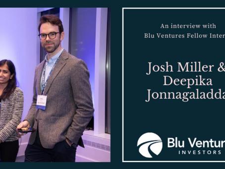 An Interview with Blu Venture Fellows Interns