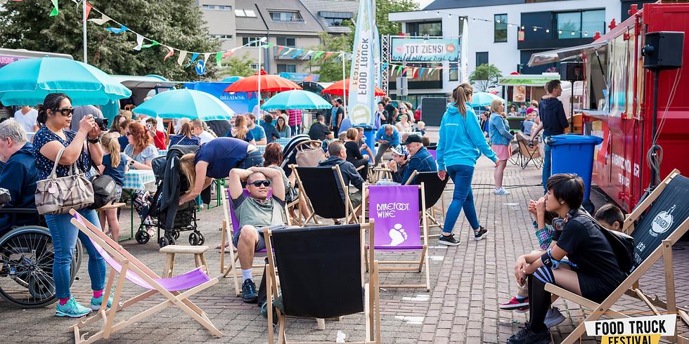 Heusden-Zolder Foodtruckfestival Chefs on Wheels