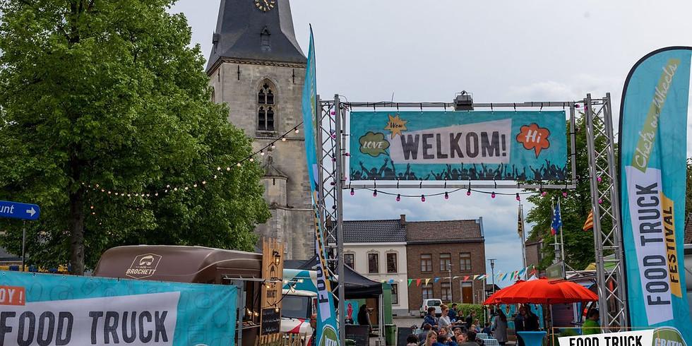 Borgloon Foodtruckfestival CHEFS on Wheels