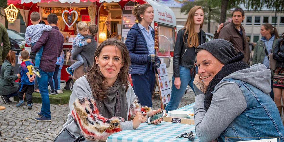 HEUSDEN-ZOLDER - Chefs on Wheels - Food Truck Festival