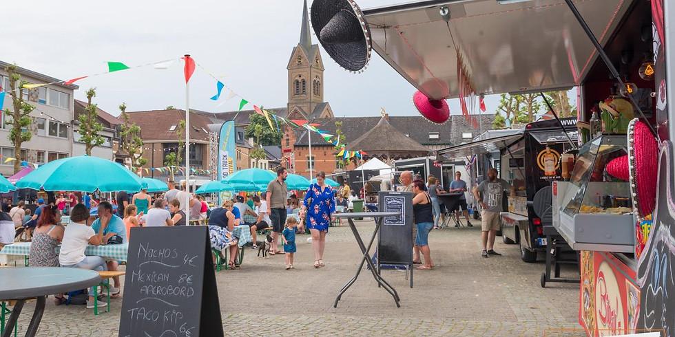 Lummen Foodtruckfestival CHEFS on Wheels