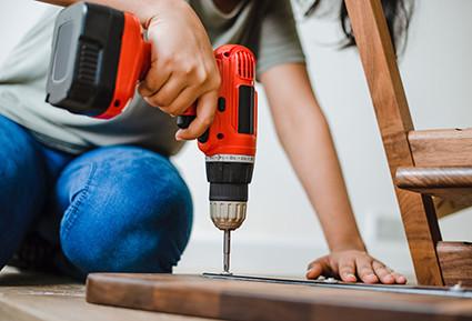 Opzeg voor renovatie van een verhuurde woning.