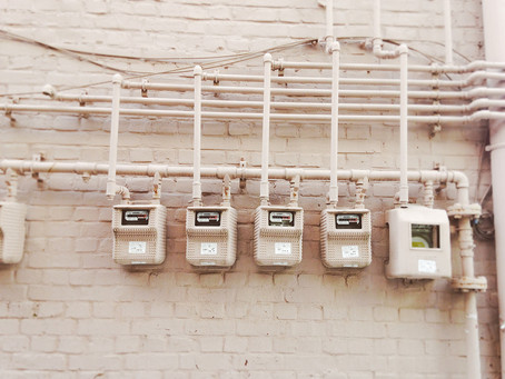 Uw huurder zegt gas en elektriciteit vroegtijdig op...