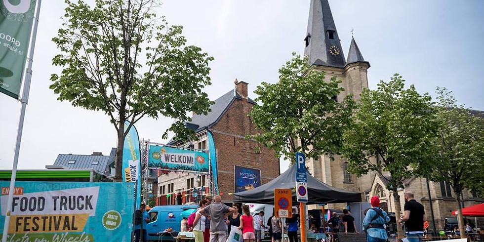 Bilzen Foodtruckfestival Chefs on Wheels