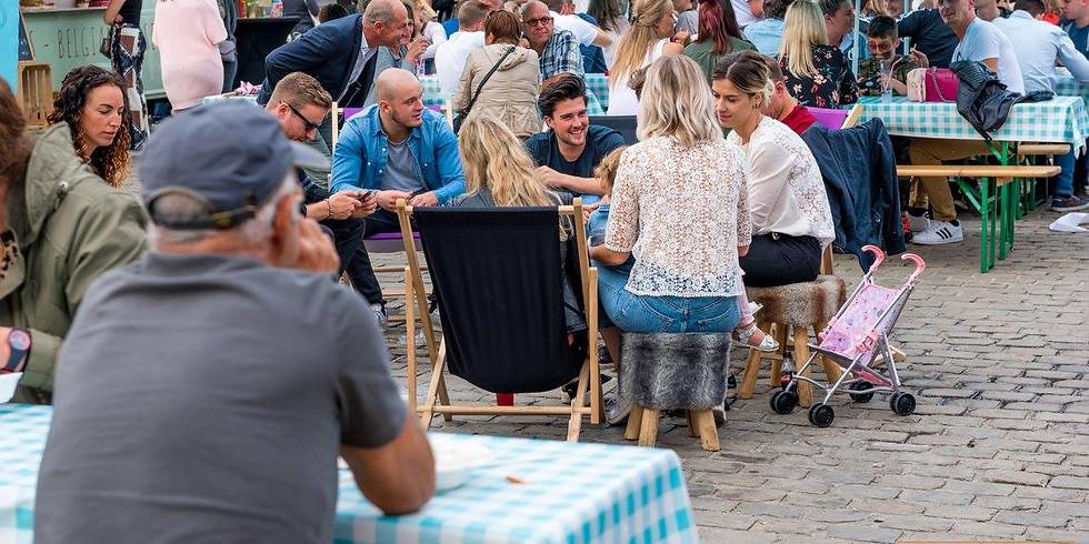 Dilsen-Stokkem Foodtruckfestival Chefs on Wheels