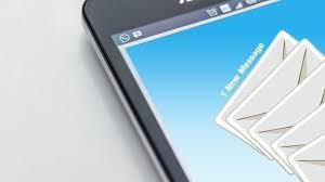 Een verkoop via e-mail, hoe zit dat nu?