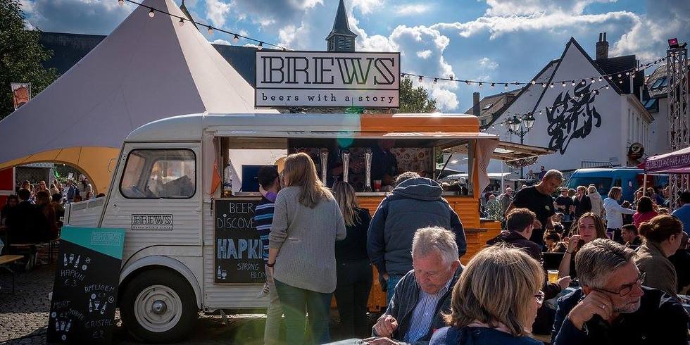 Tervuren Foodtruckfestival Chefs on Wheels