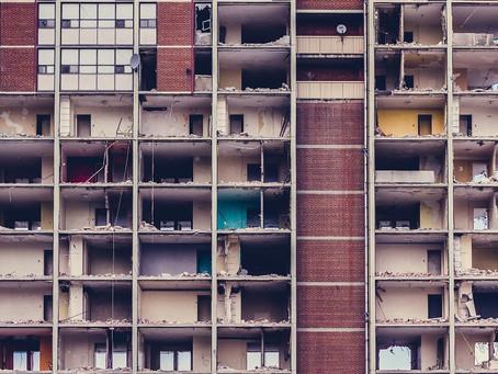 Gebouw afbreken en heropbouwen zonder unanimiteit van mede-eigenaars?