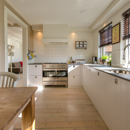 Uw huurder wil zelf de verouderde keuken vervangen...