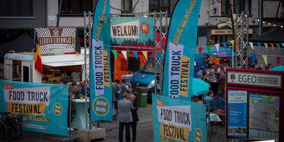 Diepenbeek Foodtruckfestival CHEFS on Wheels