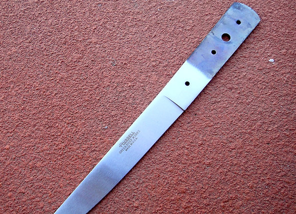 Boning Blade Knife Blank J.RUSSELL & Co GREEN RIVER WORKS