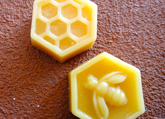 Bees Wax Pure MAKE YOUR OWN WOOD POLISH