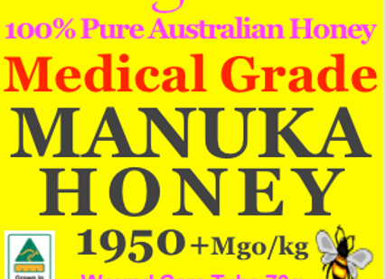 MGO1950+ 250G Australian Manuka Honey Super High Medical Grade