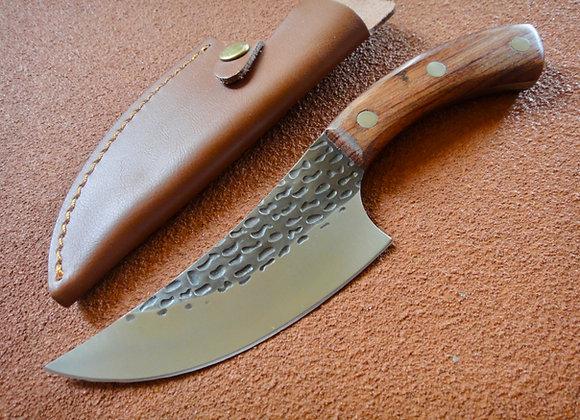 Serbian Boning Hunting Skinning Camping Knife Forged Full Tang 5.5 inch