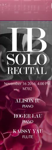 160913_IB Solo Recital Individual
