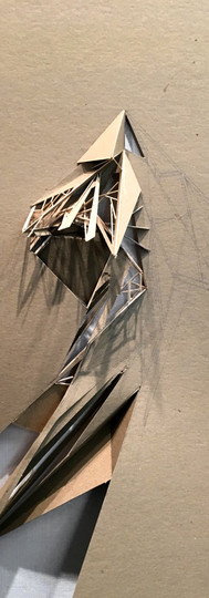 Axonometric Projection, Relief