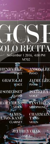 161015_GCSE Solo Recital Original