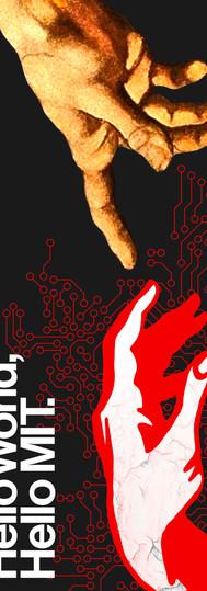 Schwarzman College of Computing Sticker Design