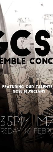 170125_GCSE Ensemble Concert