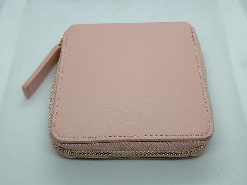 Women Purse Wallet - Clutch Bag (Pink)