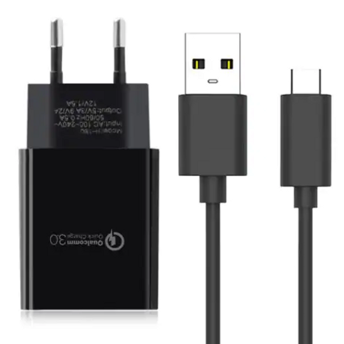 Travel Charger Kit Type-C 2 In 1