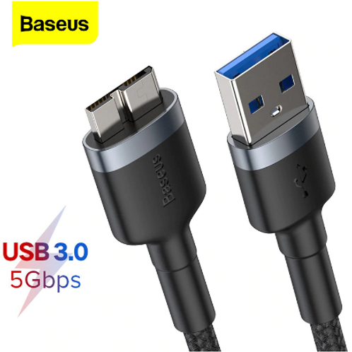 Usb 3 To Micro B Hdd Cable