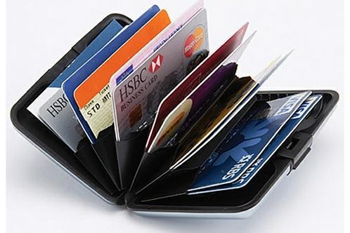 Credit Card Holder + Business Card Wallet