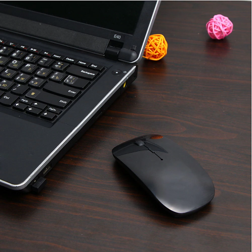 Optical Wireless Super Slim Mouse