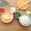 Thumbnail: Children Plastic Feeding Bowl Dishes