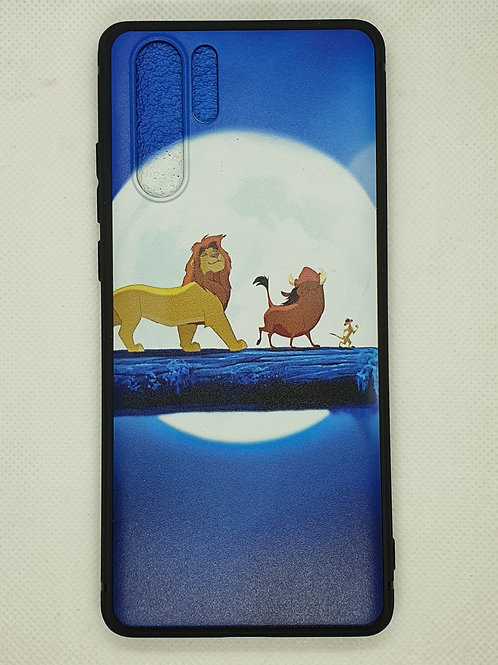 Lion King Silicone Case For Huawei P30 Pro