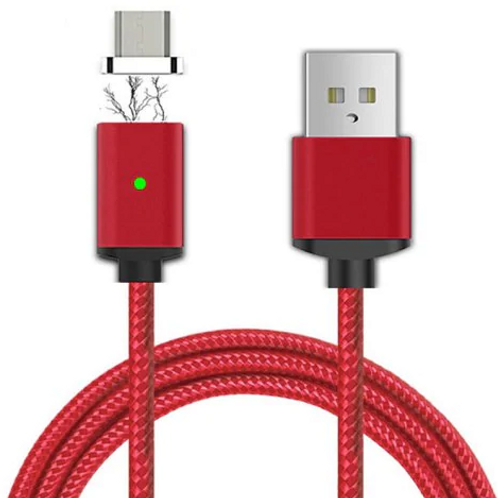 Micro USB Magnetic Data Charging Cable