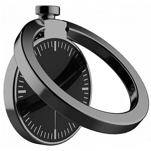 Smartphone Finger Ring Holder Stand - Clock