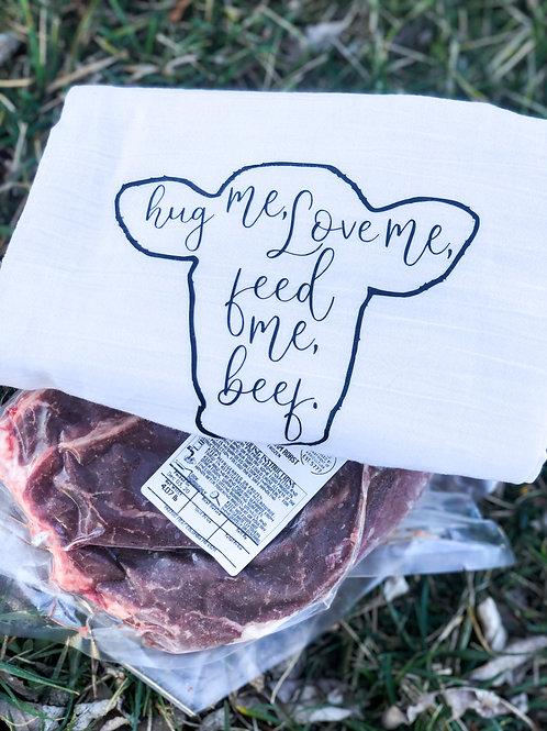 Beef Kitchen Towel