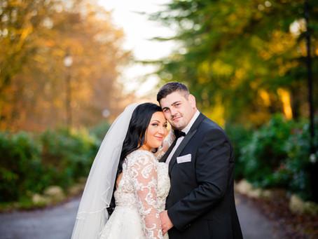 {Wedding} Tasha & Jon | Maes Manor Hotel