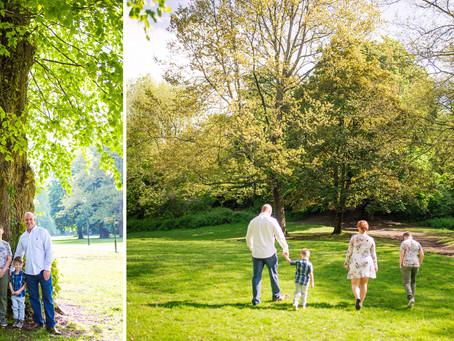 {Engagement} Amanda & Martin | Pontypool Park