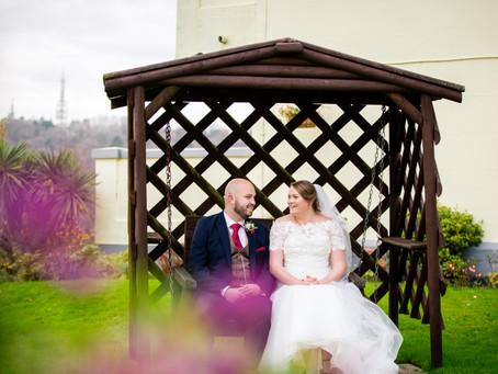 {Wedding} Stephanie & James | New House Hotel, Cardiff
