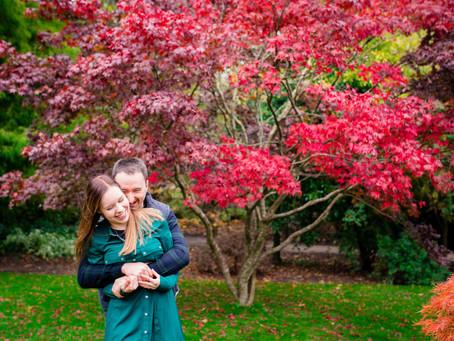 {Engagement} Grace & Jake | Roath Park