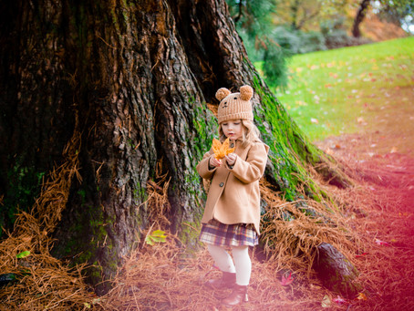 {Advice} What To Expect From Your Autumn Mini Shoot