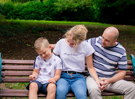 {Family} Becky, James & Rhys