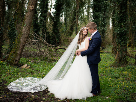 {Wedding} Ceri & Russell