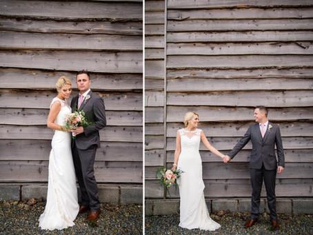 {Wedding} Jenna & Tom | Woodhouse Barn, Pembrokeshire