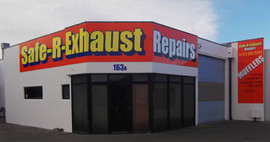 Safe R Exhausts signs.jpg