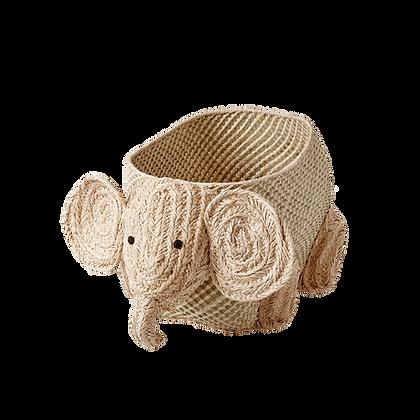 Panier de rangement éléphant - Rice