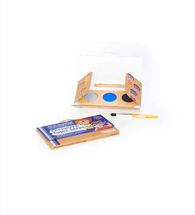 Kit de maquillage 3 couleurs, Chevalier et Super-héros - Namaki